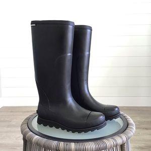 ☔️ New SOREL Tall Rain Boots 9